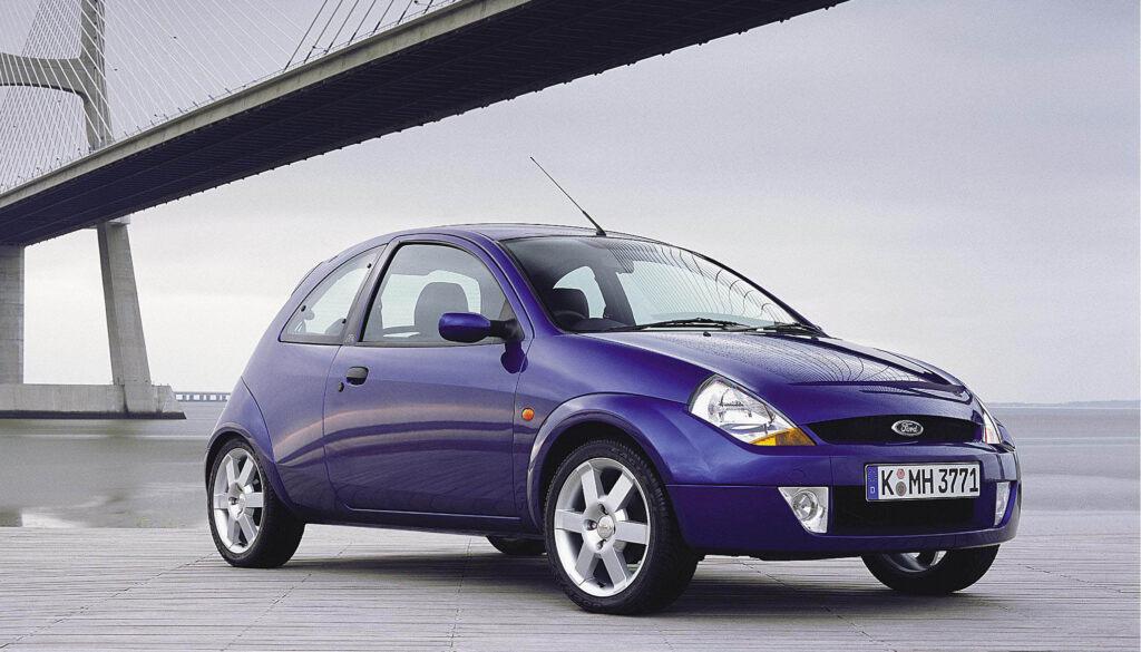 Ford Sport Ka.