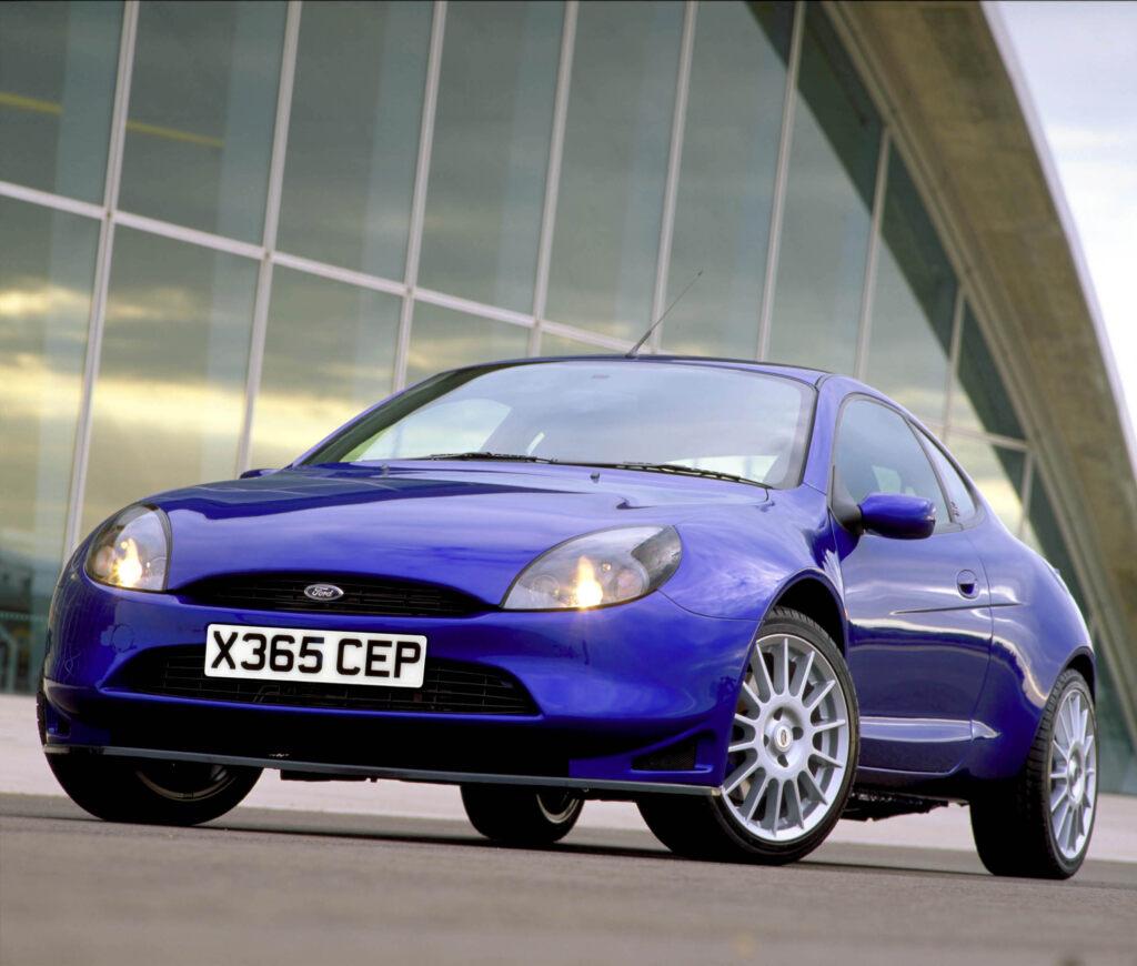 Ford Racing Puma.