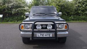1994 Nissan Patrol Y60 for sale