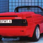 Audi Quattro Treser