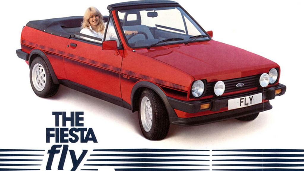 Ford Fiesta Fly
