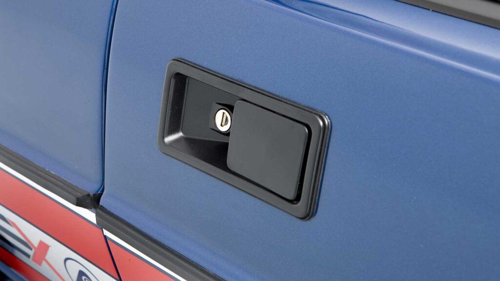 Lotus Esprit Marina door handle