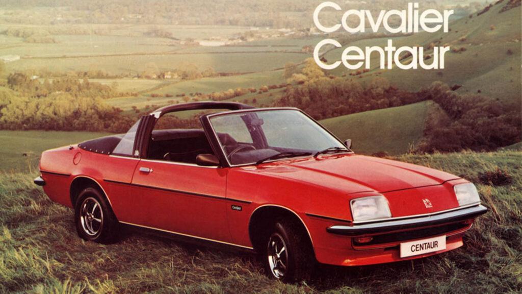 Vauxhall Cavalier Centaur